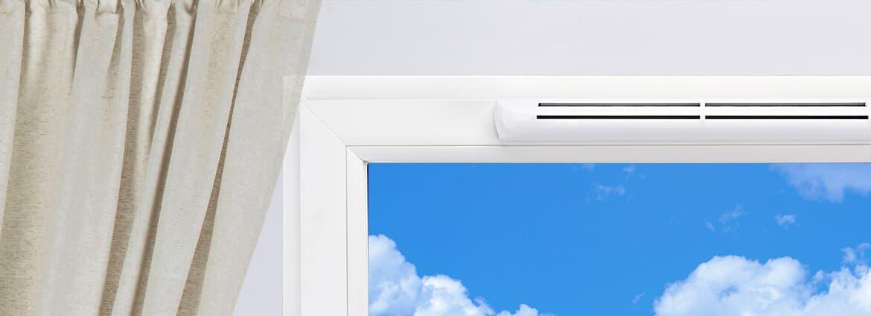 Установка приточных клапанов на пластиковые окна цена причины промерзания пластиковых окон